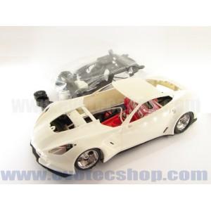 Corvette C7R Body White Kit AW King EVO3 21K NSR 0052 AW