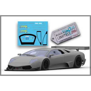 Lamborghini Murcielago KIT AW REITER Black Arrow
