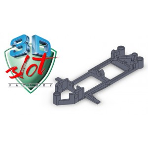 Chasis OPEL MANTA AVANT 3Dslot C3DS-LU01