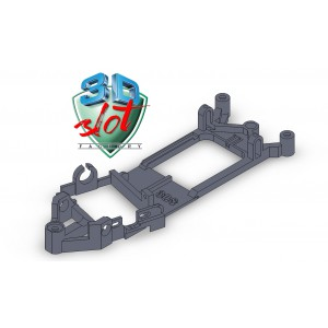 Chasis ANGLEWINDER RS200 3Dslot C3DS-W004