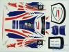 Black Arrow Set Calcas GT3 Italia STANLEY