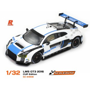 Audi R8 LMS GT3 Cup Edition White/Blue RVersion AW