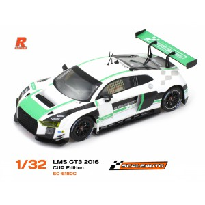Audi R8 LMS GT3 Cup Ed White/Green R-Version AW