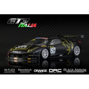 Black Arrow Ferrari GT3 ITALIA MOTORSPORT 12H