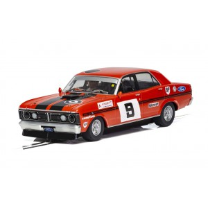 Scalextric H4028 FORD XY FALCON, ATCC 1973 WINNER,