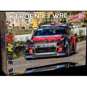 BELKITS Kit 1/24 CITROËN C3 WRC 2018 LOEB