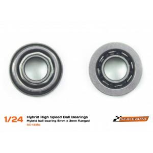 SC 1335B Rodamiento bolas 6x3mm hybrid high speed