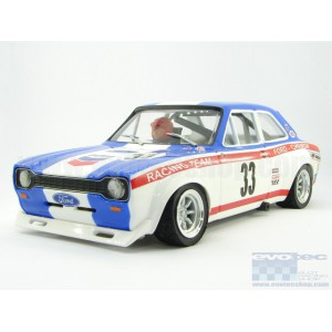 BRM TTS019 Ford Escort Mk1 Team Chevron 24h of Spa
