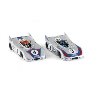 Set Porsches 908/3 Winner Nurburgring 1971 n3 y 4