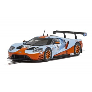 Scalextric H4034 FORD GT GTE GULF EDITION