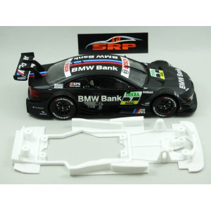Chasis 3D BMW M3 For CARRERA Body