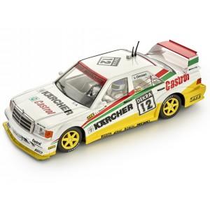 Slot it CA44B Mercedes 190E N12 - Zolder DTM 1992