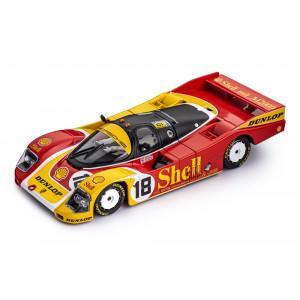 Porsche 962C LH n.18 Le Mans 1988 Slot it CA03M