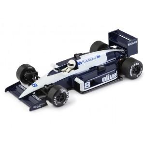 Formula 1 86/89 Blue Olivetti 8 NSR 0132IL