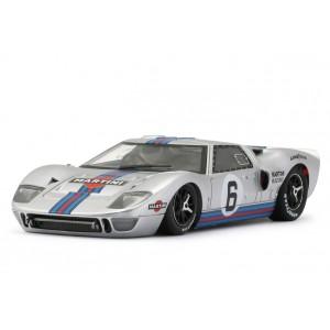 Ford GT40 MK I Martini Racing Grey n 6