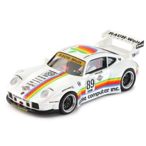 Porsche 911 GT2 - 89 Apple white