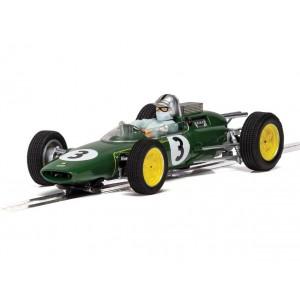 Lotus 25 Jack Brabham Monaco H40832
