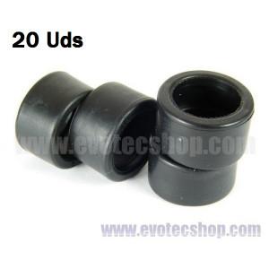 Neumatico 17,6 x 10,3 BLACK PAT TFB PRO 230 x 20 u