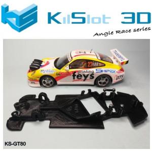 Chasis angular RACE SOFT Porsche 911 GT3 Rallye SCX
