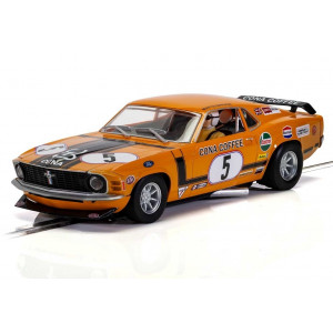 Ford Mustang Boss 302 - Martin Birrane