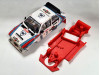 Chasis Lancia Delta S4 AW compatible SRC apto CRR