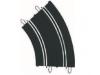 Pista Curva Super Exterior U10401X100 scalextric scx