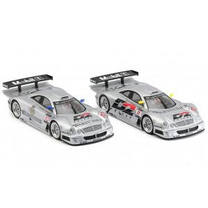 Mercedes - Benz CLK GTR Twin Pack