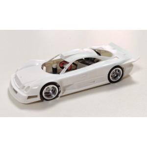 Mercedes - Benz CLK GTR White kit