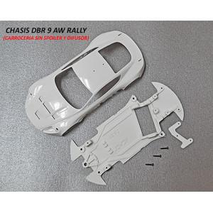 Chasis Aston DBR9 rally AW compatible B.Arrow
