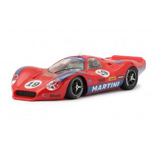 Ford P68 Allan Mann Martini Racing Red 19