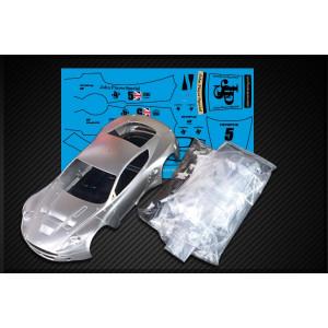 Aston Martin DBR9 Kit Carrocería Silver