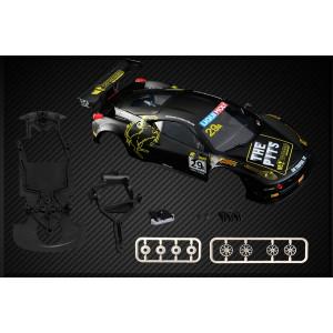 KIT Ferrari GT3 ITALIA Motorsport n 29 negro