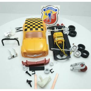 Kit Fiat Abarth Amarillo