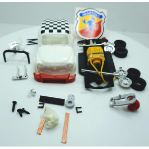 Kit Fiat Abarth Blanco