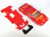 Chasis Ferrari GTO lineal completo (comp. SCX)