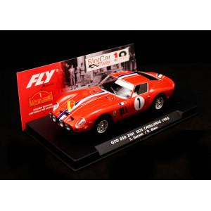 FERRARI GTO 250 24 h Dos Cataluñas 1965