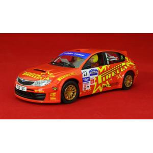 Subaru Evans Pirelli