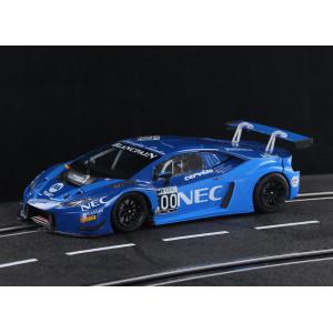 LB Huracan GT3 Attempto n 100 Racing Blanc Pain