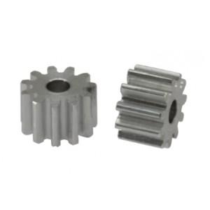 Piñon 11d. M50 Alum para Eje 2mm diam 6,75mm