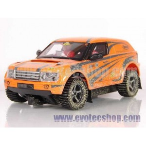 Bowler Nemesis Test Car Barro Lightning
