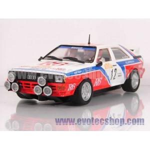 Audi Quattro Gr 4 San Remo 82