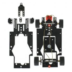 Chasis RT-3 MWB Assembled + LWB Chasis
