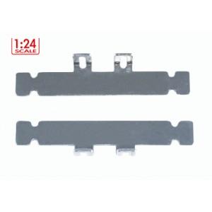 Soporte carroceria en L de aluminio 53 mm