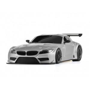 BMW Z4 E89 Test Car Silver