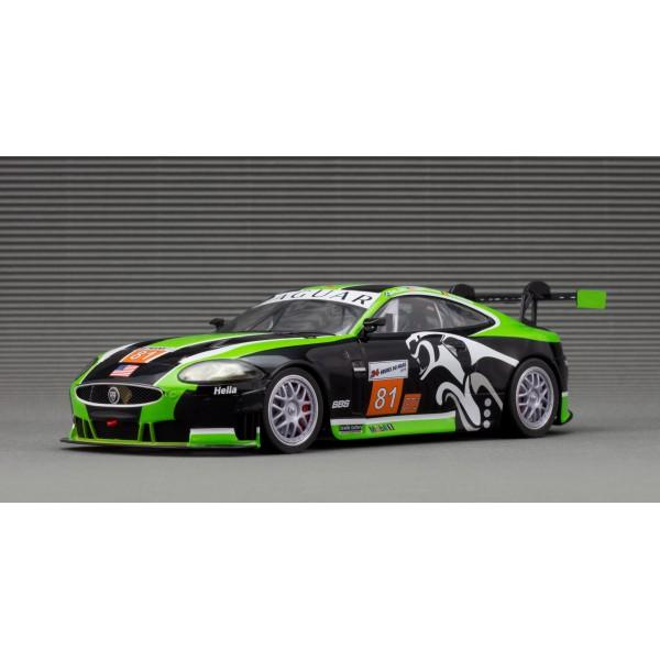 Jaguar XKR -RSR GT2 LeMans 2010 SC7023 - EvotecShop