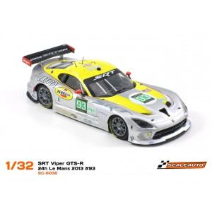 Dodge Viper GTS-R 93 24H. Le Mans 2013
