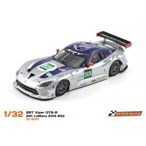 Dodge Viper GTS-R RACING 53 24H. Le Mans 2013