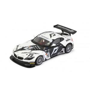 BMW Z4 black/white 76 FIA GT3 Europ. Championship