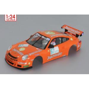 Carrocería Porsche 911 GT3 Jagermeister. Moss IMSA