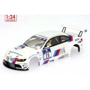 Carrocería BMW M3 GTR-GT2 24h Nurburgring 25